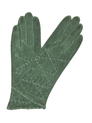 Santacana Guantes Casual Piel (Verde)