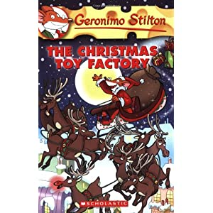The Christmas Toy Factory: 27 (Geronimo Stilton)