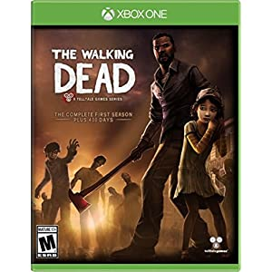 The Walking Dead - The Complete First Season Plus 400 Days (Xbox One)