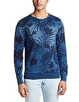 GAS Men's Fleece Sweatshirt