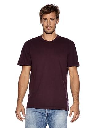 James Perse T-Shirt (Bordeaux)