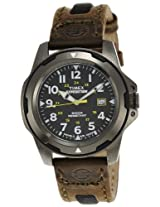 Timex Expedition Analog Black Dial Unisex Watch - T49271