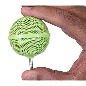 OPTA PS-001 Plug-n-Play Portable Wireless Mini Speaker (Green)