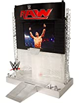 WWE Electronic Ultimate Entrance Stage Playset (Discontinued by manufacturer)