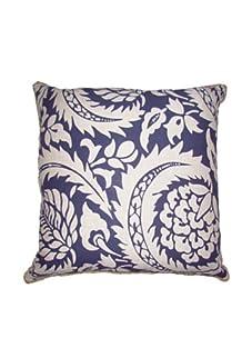 """Lacefield Designs Lisbon 20"""" x 20"""" Pillow, Blue"""