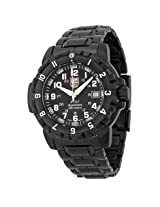 Luminox Evo F-117 Nighthawk Black Dial Black Ion-Plated Men's Watch - Lmsu6402