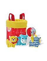 Manhattan Toy Savanna Fill & Spill Activity Set