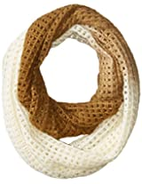 RAMPAGE Women's Ombre Knit Infinity Loop Scarf