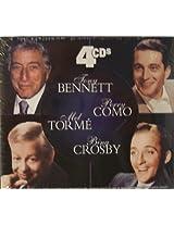 Tony Bennett / Perry Como / Mel Torme / Bing Crosb
