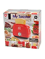 Play Go Deluxe Toaster, Multi Color