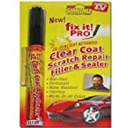 Magic Fix It Pro Pen Car Scratch Repair Remover Filler Sealer Pen Fix Pen Repair Pen