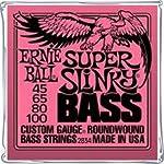 アーニーボール2834/SUPER SLINKY BASS