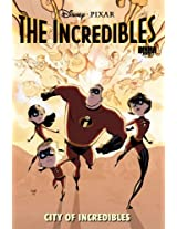 The Incredibles: City of Incredibles (Disney Pixar (Quality))