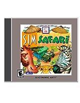 SimSafari - Jewel Case (PC)