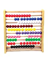 Skillofun Abacus Junior (10-10), Multi Color
