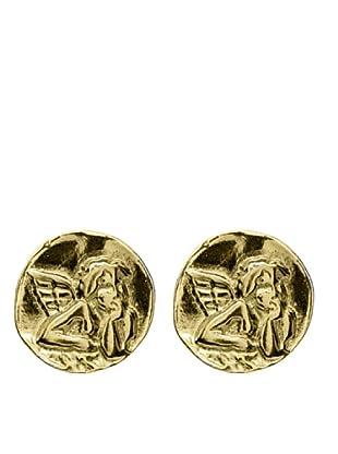Córdoba Joyeros Pendientes Cupido Oro