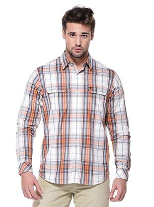 Timberland Camisa Thompson (Naranja)