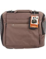 Prefer Pets 328CH Backpack Carrier, Chocolate