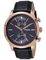 Fossil Townsman Analog Grey Dial Men's Watch - FS5097I