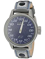 Invicta Analog Blue Dial Men's Watch - 17705