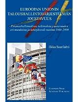 Euroopan Unionin Taloushallintojarjestelman Joustavuus