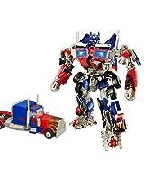 Transrobots 4 Voyager Robot Toy Convert Into Truck (Big Size)