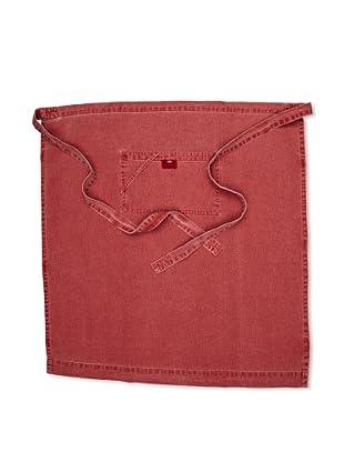 Lexington Company Delantal Vaquero (Rojo)