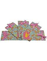 Twinkle Creation Handmade Paper Envelope With Shirt Design-19 cm X 9.5 cm