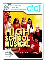LeapFrog Didj Custom Learning Game: High School Musical