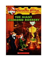 Scholastic -The Giant Diamond Robbery Story Book