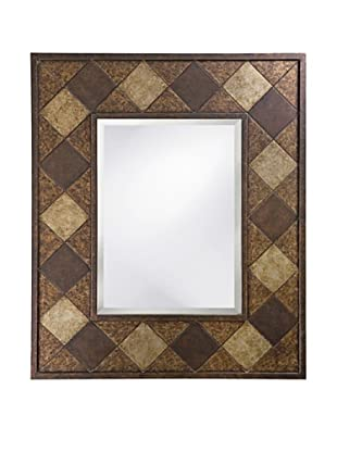 Thomas Mirror, Brown/Copper/Tan