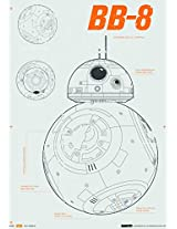 Official Star Wars BB-8 A3 Poster