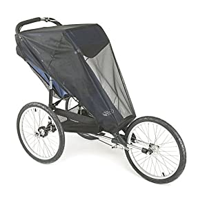 Baby Jogger Performance Double Mesh Canopy (Discontinued by Manufacturer)