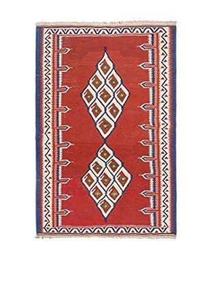NAVAEI & CO. Teppich mehrfarbig 173 x 119 cm