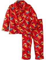 Disney Baby Boys' Race Time 2 Piece Pajama Set