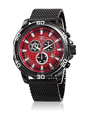 Joshua & Sons Uhr mit schweizer Quarzuhrwerk Man JX123BKRD 48.0 mm