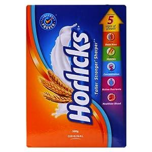 Horlicks Proven Original Flavor Refill Pack - 500 gm