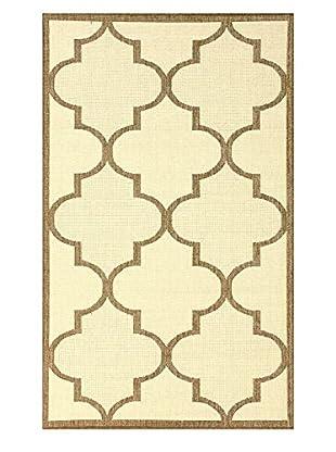 nuLOOM Bernadette Indoor/Outdoor Moroccan Lattice Rug