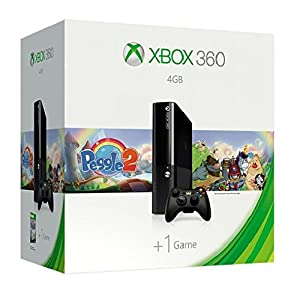 Microsoft Xbox 360 4GB Console With Free Game