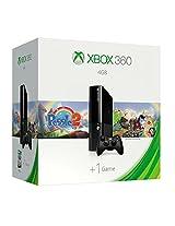 Microsoft Xbox 360 4GB Console (Free Game: Peggle 2)