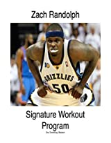 Zach Randolph Signature Workout Program (HoopHandbook Signature Workout Programs)