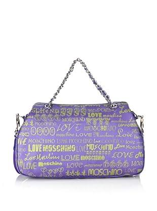 Love Moschino Borsa (Viola)