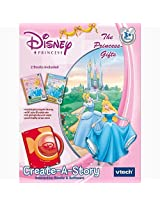 VTech - Create-A-Story - Disney Princess: Cinderella and Sleeping Beauty