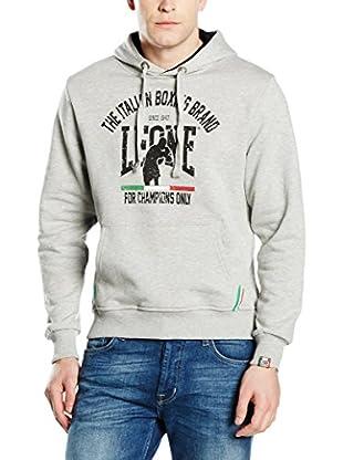 Leone 1947 Kapuzensweatshirt Lsm740/Fw15