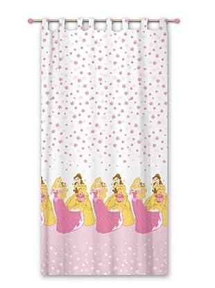 Cortina Infantil Princesas 140 x 220