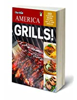 Char- Broil 3466885 America Grill Cookbook