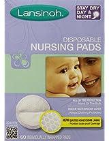 Lansinoh Disposable Nursing Pads, 60 Count.