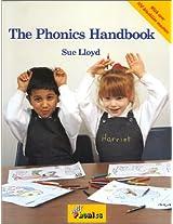 The Phonics Handbook: Precursive: A Handbook for Teaching Reading, Writing and Spelling (Jolly Phonics)