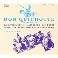 Don Quixote in Hamburg
