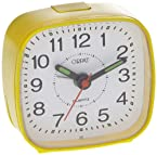 Orpat Beep Alarm Clock (Yellow, TBB-137)